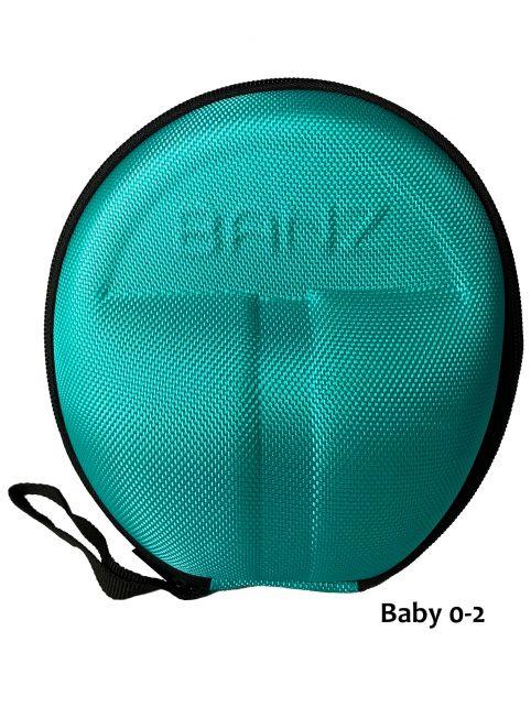 Banz---Tasche-für-geräuschreduzierende-Ohrenschützer---Aqua