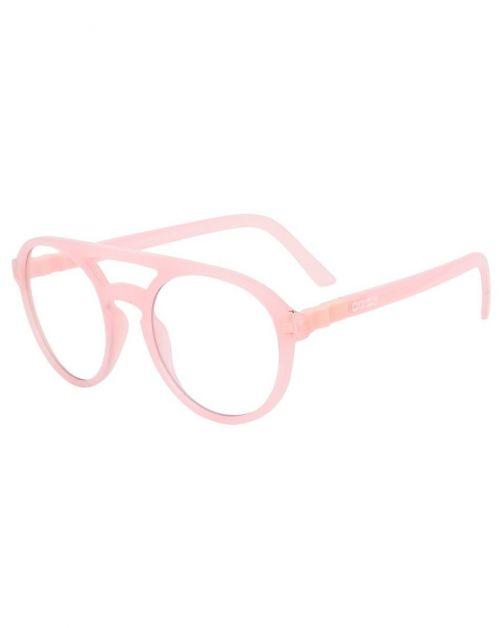 Ki-Et-La---Blaulichtschutzbrille-für-Mädchen---PiZZ-Screen---Rosa